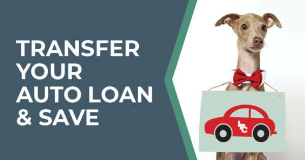 Auto Loan Transfer Special 2021